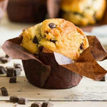 7750 Luxury Vanilla & Chocolate Tulip Muffins x 6