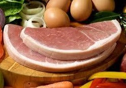 8921 Kennedys Thick Cut Gammon Steaks 10oz (280g) – 1x2