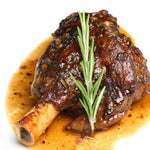 8593 Kennedys Lamb Shanks 480g av - Frozen x 2