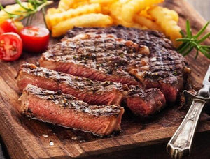 2723 Kennedys Rib Eye Steak 10 oz (280g) 1x2