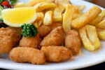 4002 Breaded Wholetail Scampi x 450g