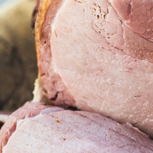 6046 Kennedys Mini Smoked Gammon Joint (Frozen) - 0.7kg Joint