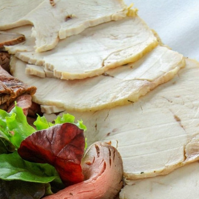 7081 Premium Cooked Sliced Turkey Breast 100% x 500g