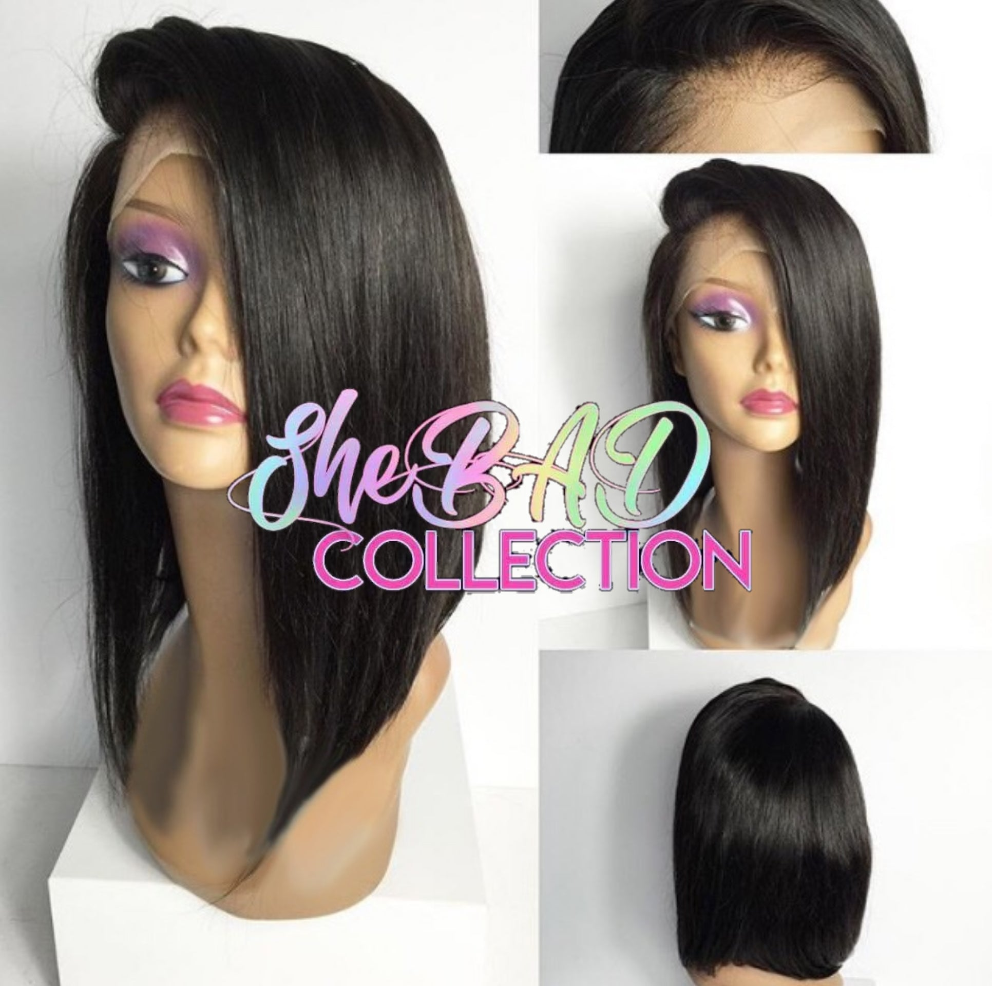 SheBad 13x6 Lace Frontal unit