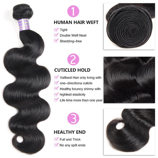 Hair Body Wave Bundles Brazilian Hair Weave Bundles 100% Human Hair Bundles 3 4 Bundles Brazilian Body Wave Hair Non-Remy