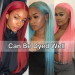 613 Blonde Lace Front Wigs 13x6 Transparent HD Lace Wig
