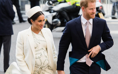 WOMEN`S WEAR DAILY : The Markle Economy Stretches to Baby, Too