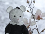 ALICE Crochet Mouse