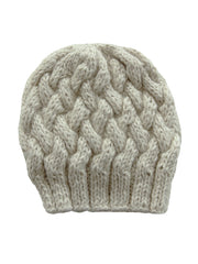 Children beanie hat, hand-knitted - www.leggybuddy.com