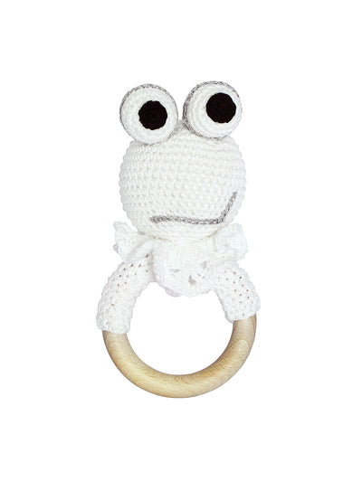 Prince Froggy Rattle