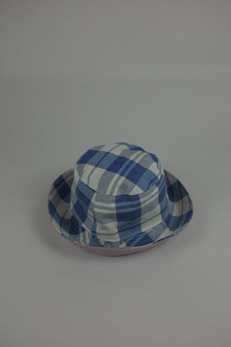 A THREADGATE X TLC Collaboration Bucket Hat - Sandman Plaid