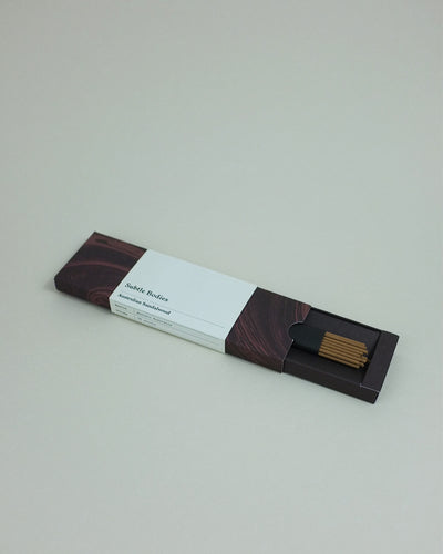 SUBTLE BODIES Incense - Australian Sandalwood