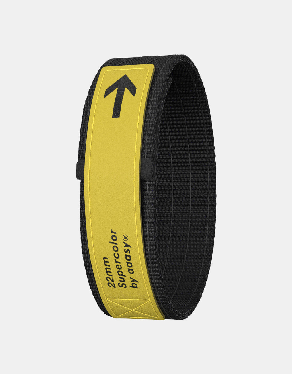 Strap | Black & Yellow