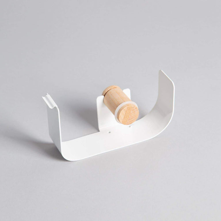 Arc Tape Dispenser - White - Writing and Correspondence