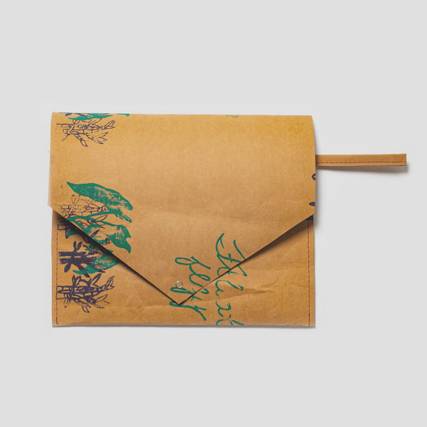 Courier Clutch - Bamboo - Accessory
