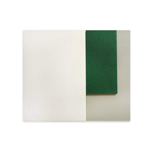 Green Section Pad - Writing and Correspondence