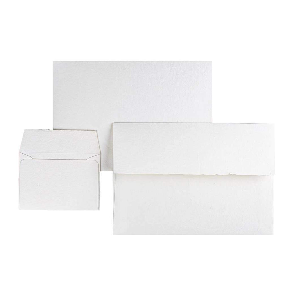 Handmade Paper Envelope - A7 5 ¼ x 7 ¼ - Single - Paper