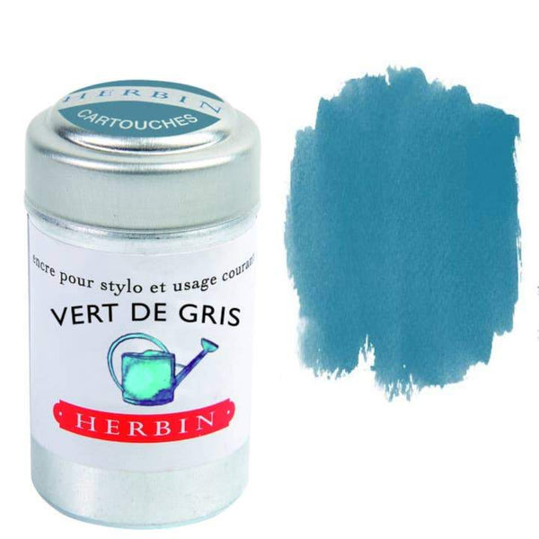 Herbin Fountain Pen Ink Cartridges - Veridris - Writing and