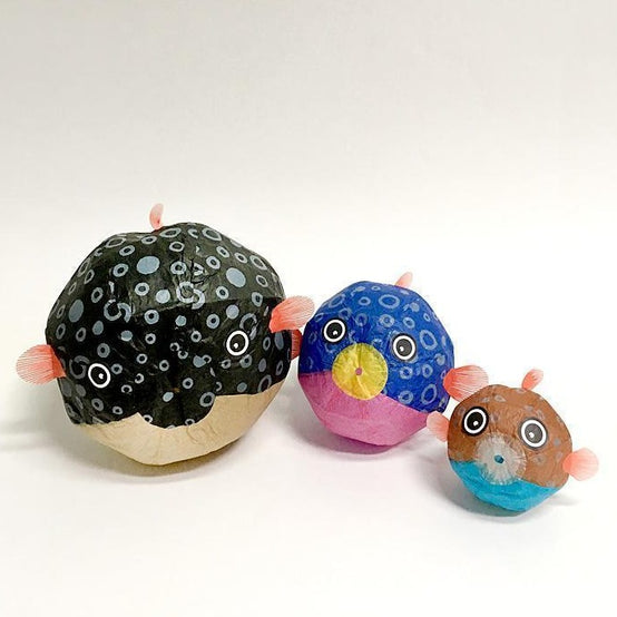 Blowfish Paper Balloon - 3 Pack - Gift