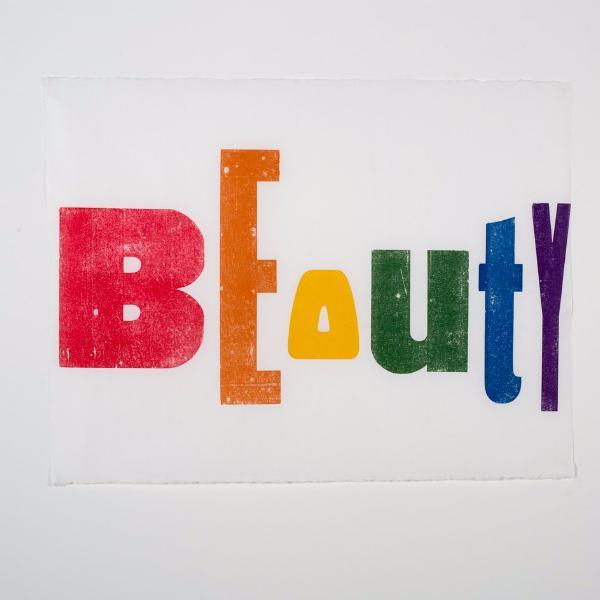 Posters for a Cause - Beauty is For Everyone - Poster