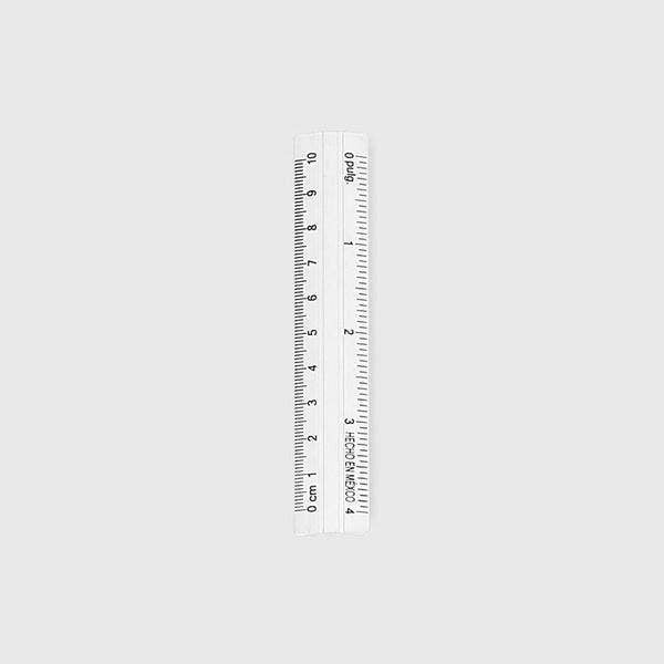 Ruler - 10 cm - Writing and Correspondence