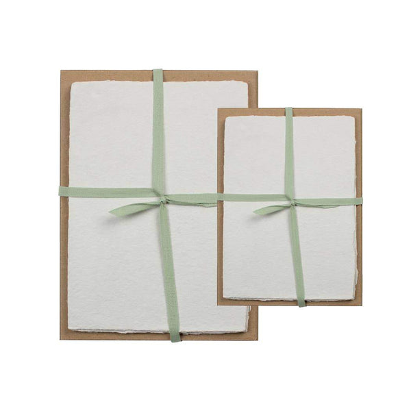 Stone Handmade Paper Pack - 5 x 7 - Writing and