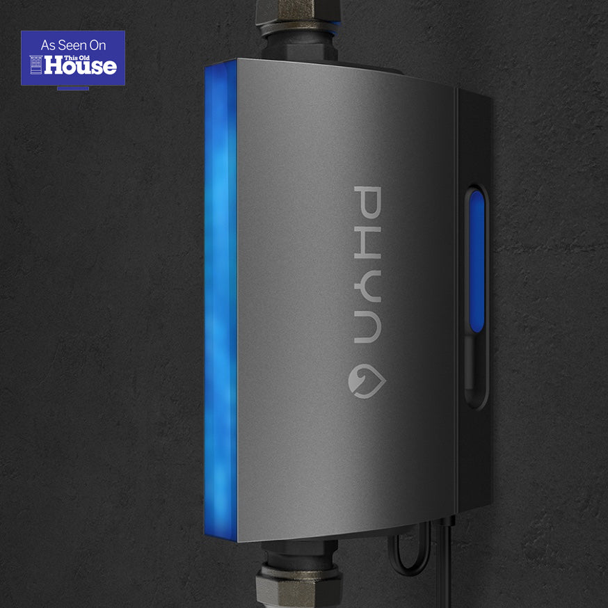 Phyn Plus Smart Water Assistant + Shutoff