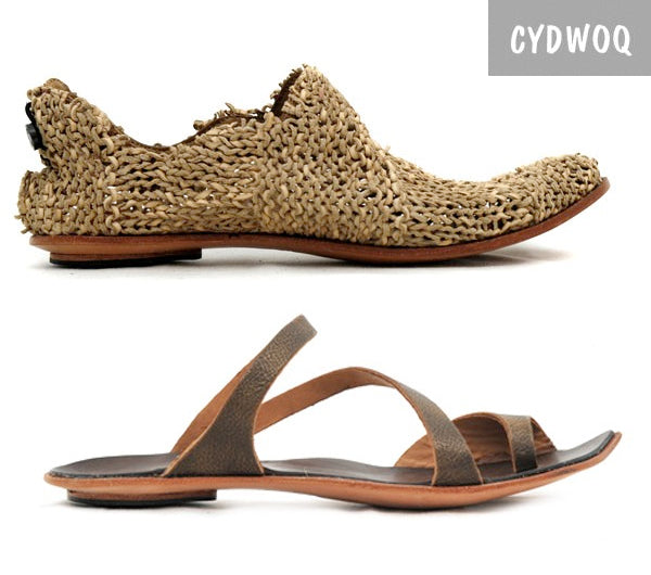6517caad2b4 Duck   Weave - Hand-Crafted Shoes by Cydwoq