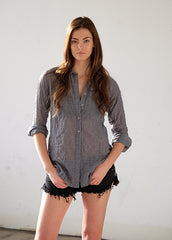 #4W Sagaponack Grey Women's Shirt