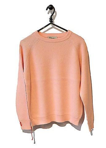 Cashmere Sweater Full Length - Pink