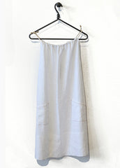 ROPE DRESS WHITE