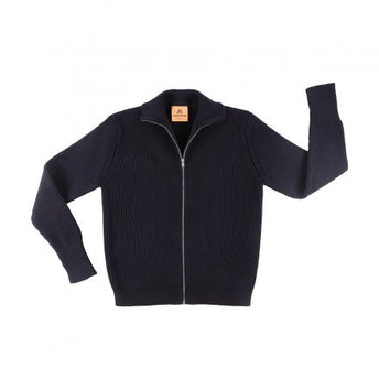 Andersen Sweater (1/1 zip) NAVY