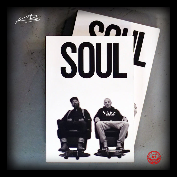 THE SOUL BOOK