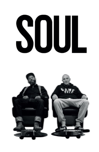 SOUL EBOOK (KINDLE OR IBOOK VERSION)