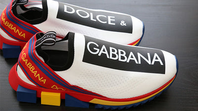 Discover the new sneaker collection by Dolce & Gabbana