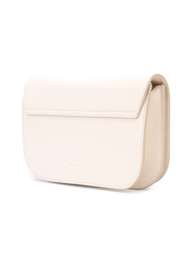 Marni Leather Pois Crossbody Bag
