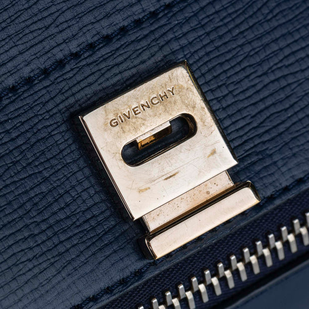 Givenchy Pandora Box Leather Crossbody Bag