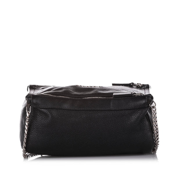 Givenchy Pandora Chain Leather Crossbody Bag