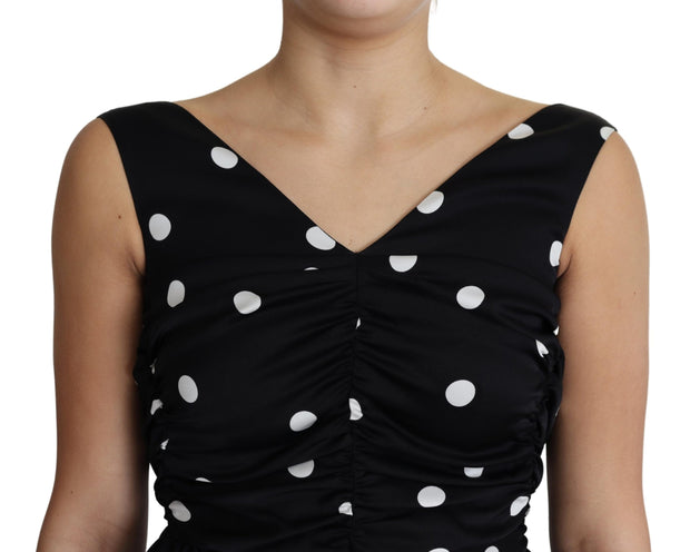 Dolce & Gabbana Red Bordeaux Leather Wingtip Oxford Shoes