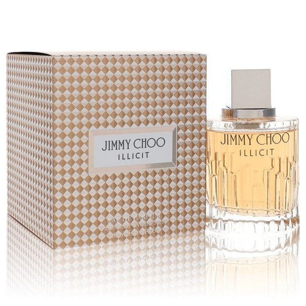 Jimmy Choo Illicit Eau De Parfum Spray By Jimmy Choo 100 ml 100  ml