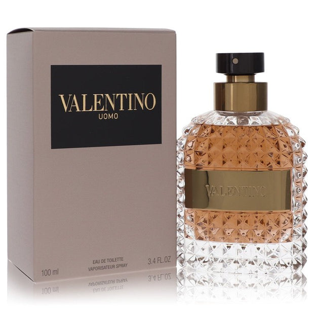 Valentino Uomo Eau De Toilette Spray By Valentino 100 ml