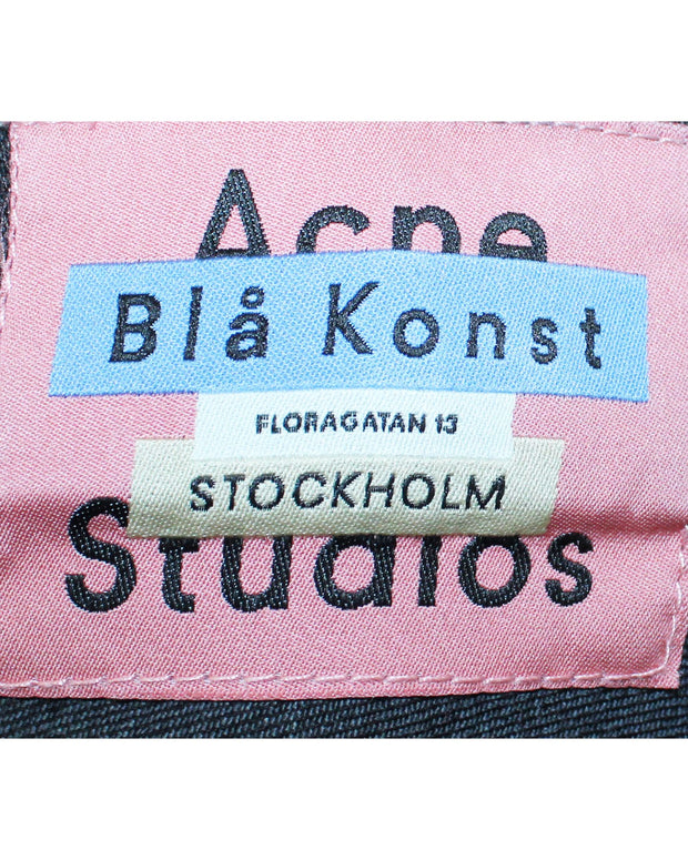 Acne Studios Denim Patchwork Denim -Pre Owned Condition Very Good