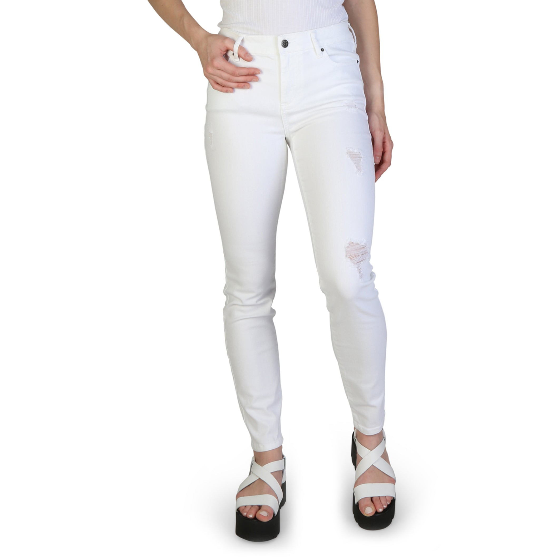 Image of Armani Exchange Womens Jeans