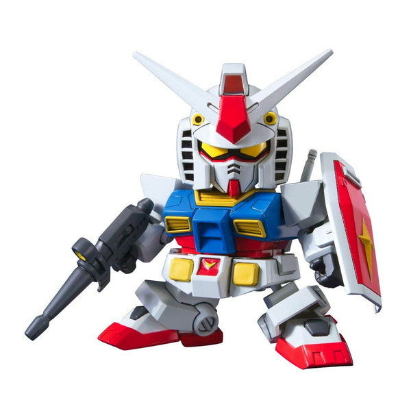 Bandai Hobby BB#329 RX-78-2 Gundam Animation Color SDガンダム BB戦士 RX-78-2ガンダム