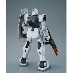 MG 1/100 GM Cold district type MG 1/100 ジム(寒冷地仕様)