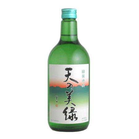 Kitaya Syocyu TennoMiryoku Green tea 25% 720ml 喜多屋 焼酎 天の美緑 緑茶 25度 720ml