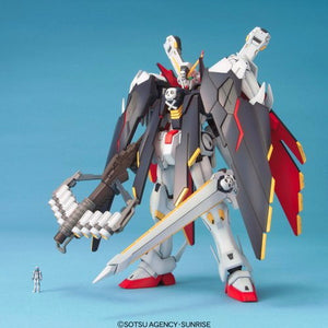 MG 1/100 Crossbrone Gundam X-1 Full Cloth Crossbone MG 1/100 XM-X1 クロスボーンガンダムX-1フルクロス