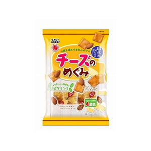 Cheese no Megumi Rice crackers with cheese 60g チーズのめぐみ 60g
