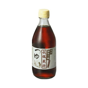 Nagasaka sarashina Tsuyu soup 360ml 永坂更科 ストレートつゆ 360ml