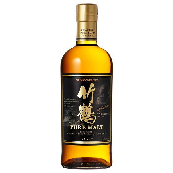 Nikka Taketsuru Pure Malt Whisky 700ml  ニッカ 竹鶴 ピュアモルト 700ml